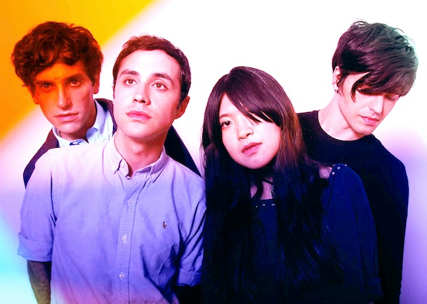 The Pains Of Being Pure At Heart Promo 2010