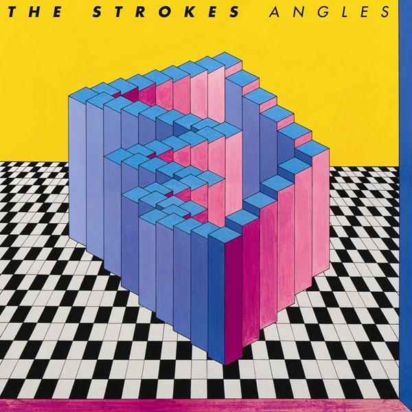 The Strokes <em>Angles</em> Cover Revealed