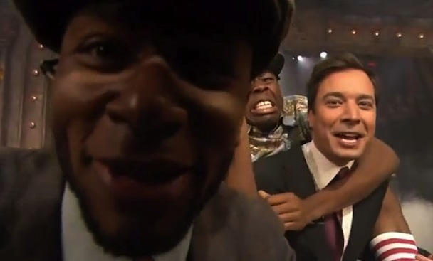 Mos Def, Tyler The Creator, Jimmy Fallon