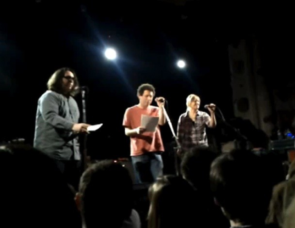 Watch Yo La Tengo Act Out A Seinfeld Episode