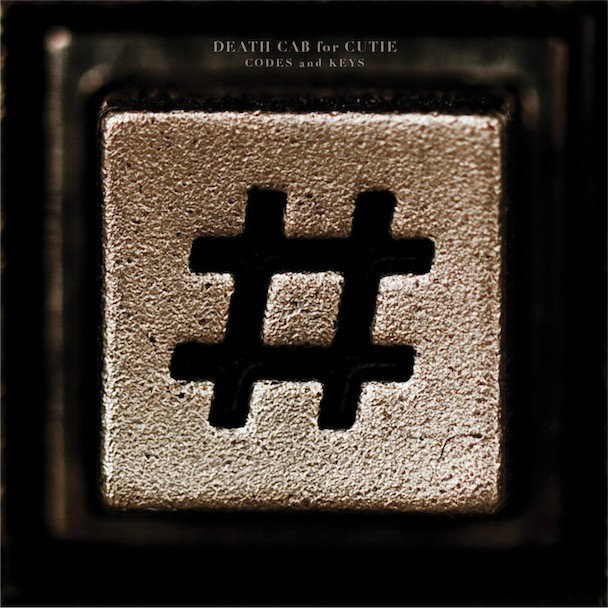 Death Cab For Cutie Codes and Keys Album Cover