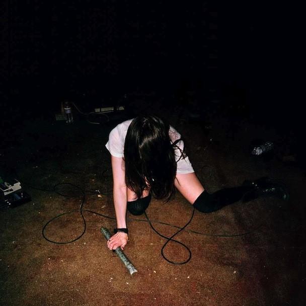 Tearist - Living Album Art