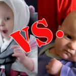 Kid Cudi Baby Vs. Death Metal Baby