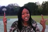 """Dominique Young Unique – """"War Talk"""" Video"""