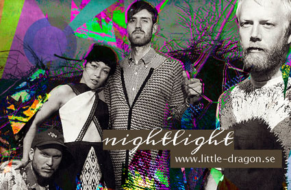 """Little Dragon – """"Nightlight,"""" And """"Ritual Union"""" On Fallon, And A Song With The PS 22 Kids"""