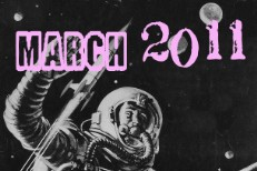 Stereogum Monthly Mix: March 2011