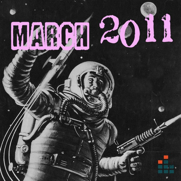 Monthly Mix: March 2011