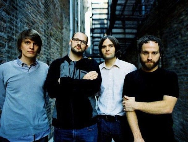 "Hear New Death Cab Tunes ""Codes And Keys"" & ""When The Sun Goes Down On Your Street"""