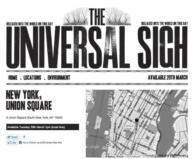 Radiohead - The Universal Sigh