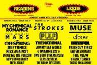 Reading & Leeds Lineup 2011
