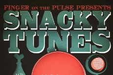 Download <em>Snacky Tunes</em>, A Free Live Comp Feat. Frankie Rose, Suckers, Surfer Blood, Freelance Whales
