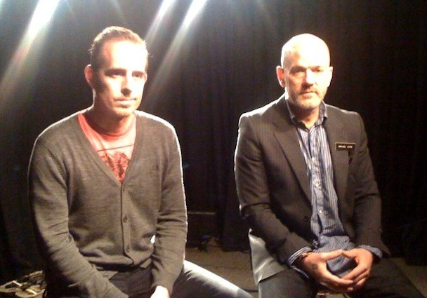 Watch Ted Leo Interview Michael Stipe, Liz Phair & Other SXSW Luminaries
