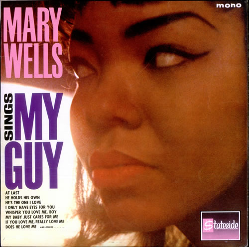 027 Mary Wells – My Guy