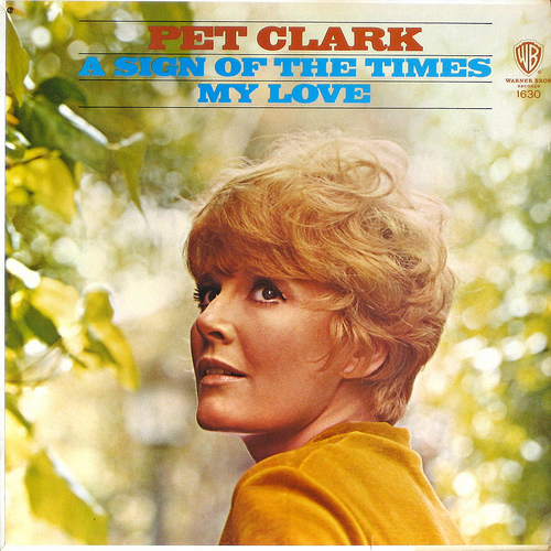 031 Petula Clark – My Love