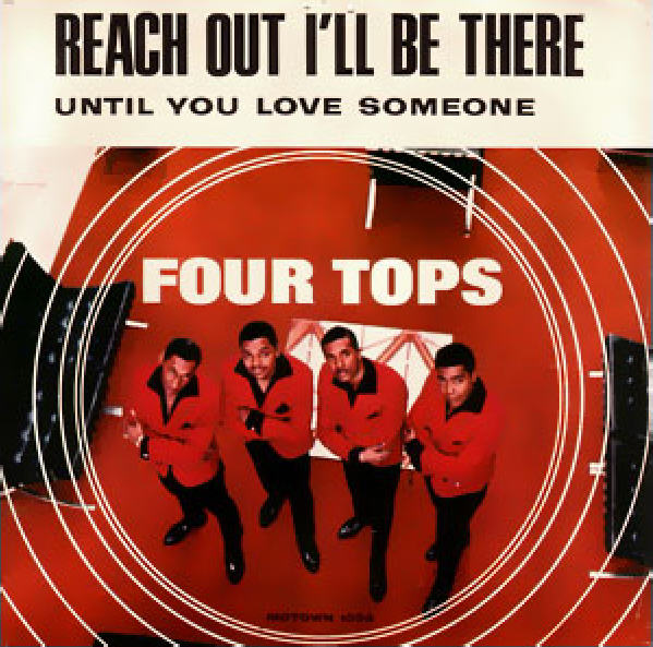 035 Four Tops – Reach Out I'll Be There