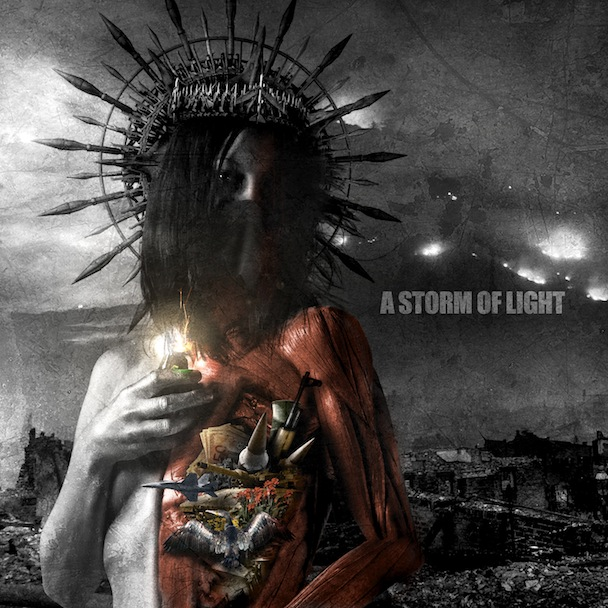 "A Storm Of Light – ""Missing"" (Feat. Soundgarden's Kim Thayil & Nerissa Campbell)"