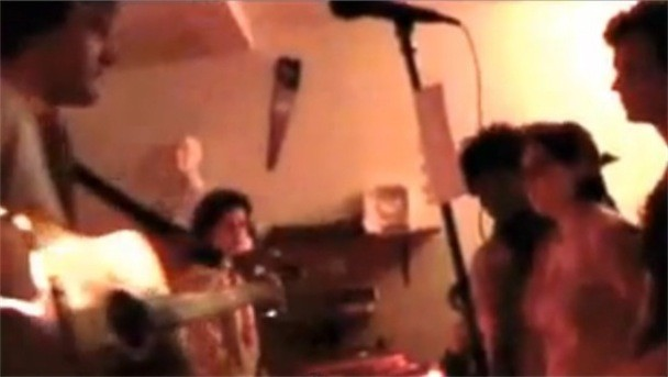 Arcade Fire Houseparty Show 2002