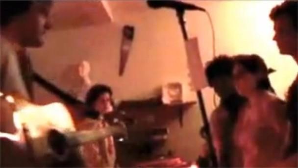 Arcade Fire Houseparty Show 2002