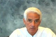 Charlie Crist David Byrne Apology