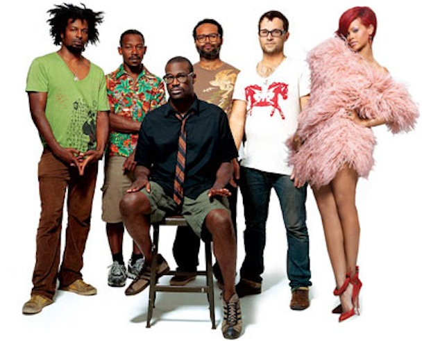 Download Hood Internet's TVOTR x Rihanna Mashup