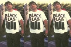 Black Flag John Belushi