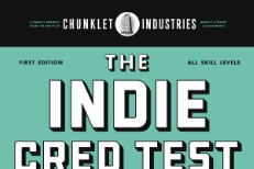 Chunklet Indie Cred Test