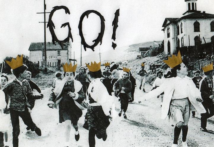 """Santigold – """"GO"""" (Feat. Karen O)"""