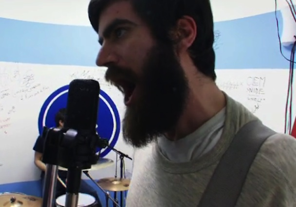 "Titus Andronicus Cover ""Birdhouse In Your Soul"""