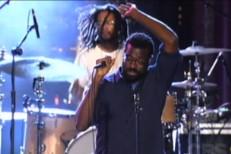 TVOTR Letterman Concert