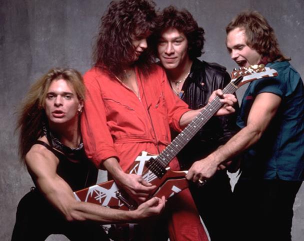 41. Van Halen