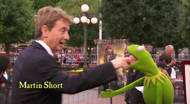 The Videogum <em>Why Don&#8217;t YOU Caption It?</em> Contest: Martin Short Tries To Kill Kermit The Frog