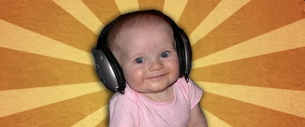 Babies be Bloggin'