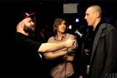 Damian Abraham Interviews Arcade Fire