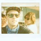 Artist Polaroids From Bonnaroo 2011