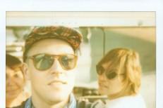 Artist Polaroids From Bonnaroo 2011