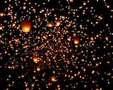8,000 Very Pretty Paper Lanterns