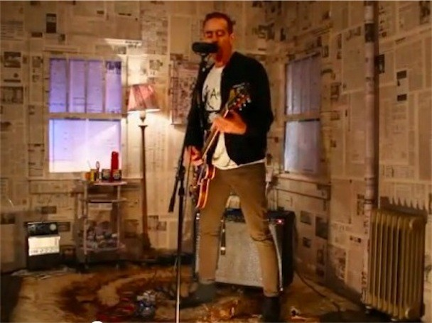 """Ted Leo """"The Little Smug Supper Club"""" Video"""