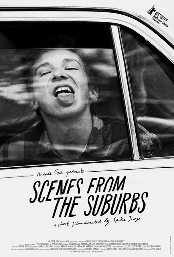 Arcade Fire's Scenes From The Suburbs
