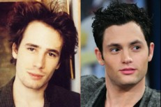 Penn Badgley & Jeff Buckley