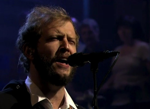 "Bon Iver Returns To Fallon With ""Holocene"""