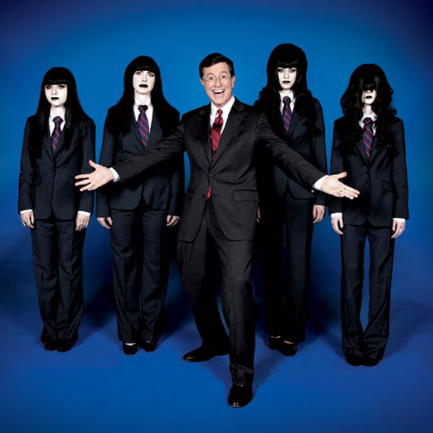 Stephen Colbert & The Black Belles