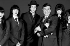 """Stephen Colbert, Jack White & Black Belles - """"Charlene II"""""""