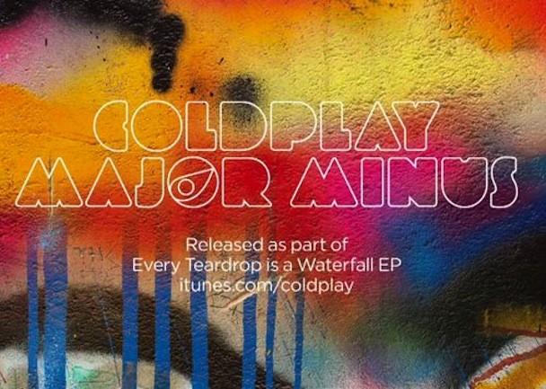 "Coldplay - ""Major Minus"""