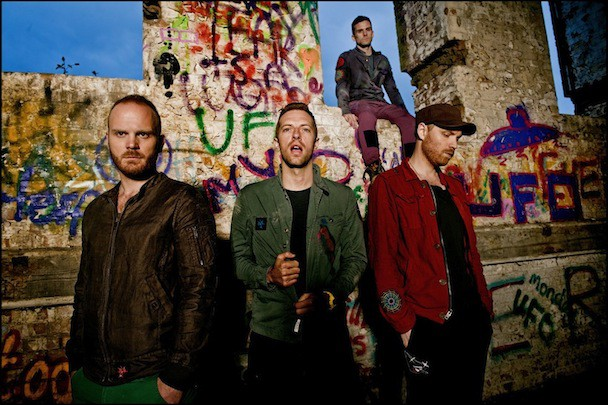 Coldplay Promo 2011