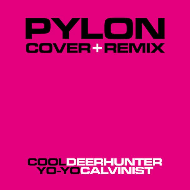 Alexis Krauss (Sleigh Bells) & Deerhunter Cover Pylon
