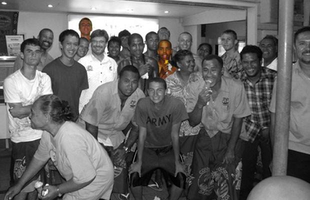 Earl Sweatshirt In Samoa