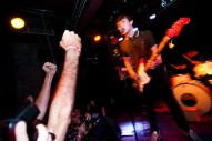 Iceage, Prurient @ Stereogum/Sacred Bones Northside Showcase, Public Assembly, New York 6/17/2011