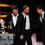 Watch LCD Soundsystem's Webby Acceptance Speech
