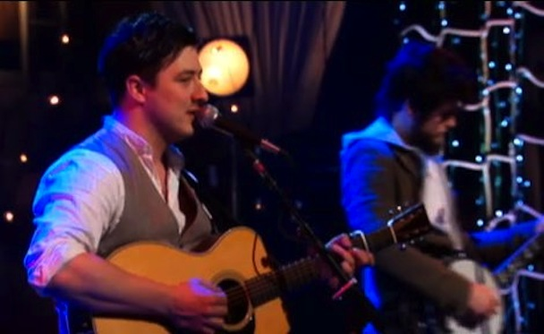 Mumford & Sons Cover The National