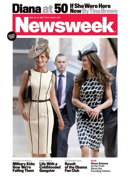 newsweekprincessidana